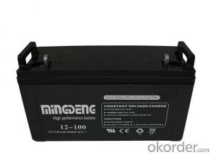 Gel System Inverter Sealed Lead Acid Agm 12V 24ah Battery