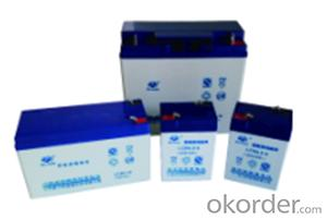 Emergency Battery LCR series 6V~12V 20~45HR