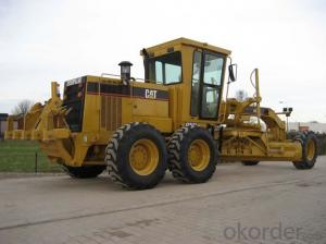 Motor Grader Clg418 for Sale Road Machine 216HP