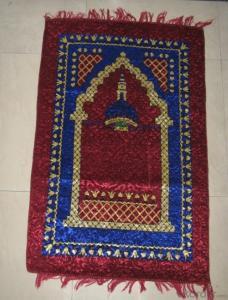 Cheap Muslim Prayer Carpet Portable for Travel