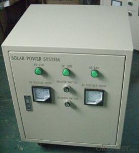 CNBM 5000W Solar Home System Roof System Solar Energy