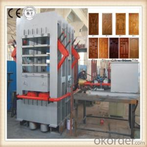 Door Hot Veneer Equipment of Multi-layer