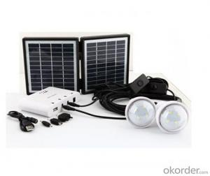 CNBM Solar Home System Roof System Capacity-10W-2