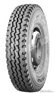 Bus and Truck Radial Tyre with High Quality YB268