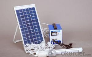 CNBM Solar Home System Roof System Capacity-20W-3