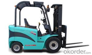 Four-pivot Battery  wheel Forklift-CPD20-30 2.0T-3.0T