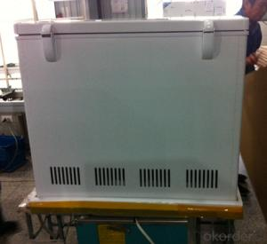 Solar Powered Freezer With Loading Capacity 238L