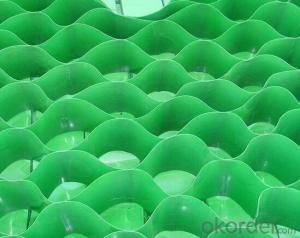 HDPE Geocell for Road Construction, Hot Sale