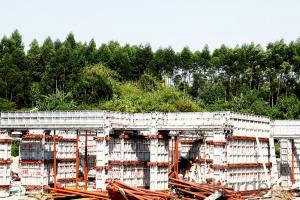 Concrete formwork for high-rise building/affordable housing/villas group