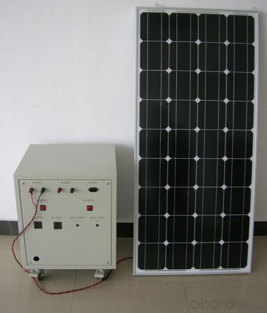 CNBM Solar Home System Roof System Easy installation Capacity-300W