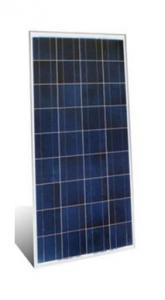 Solar Modules Poly-crystalline 130W 156*156 Module
