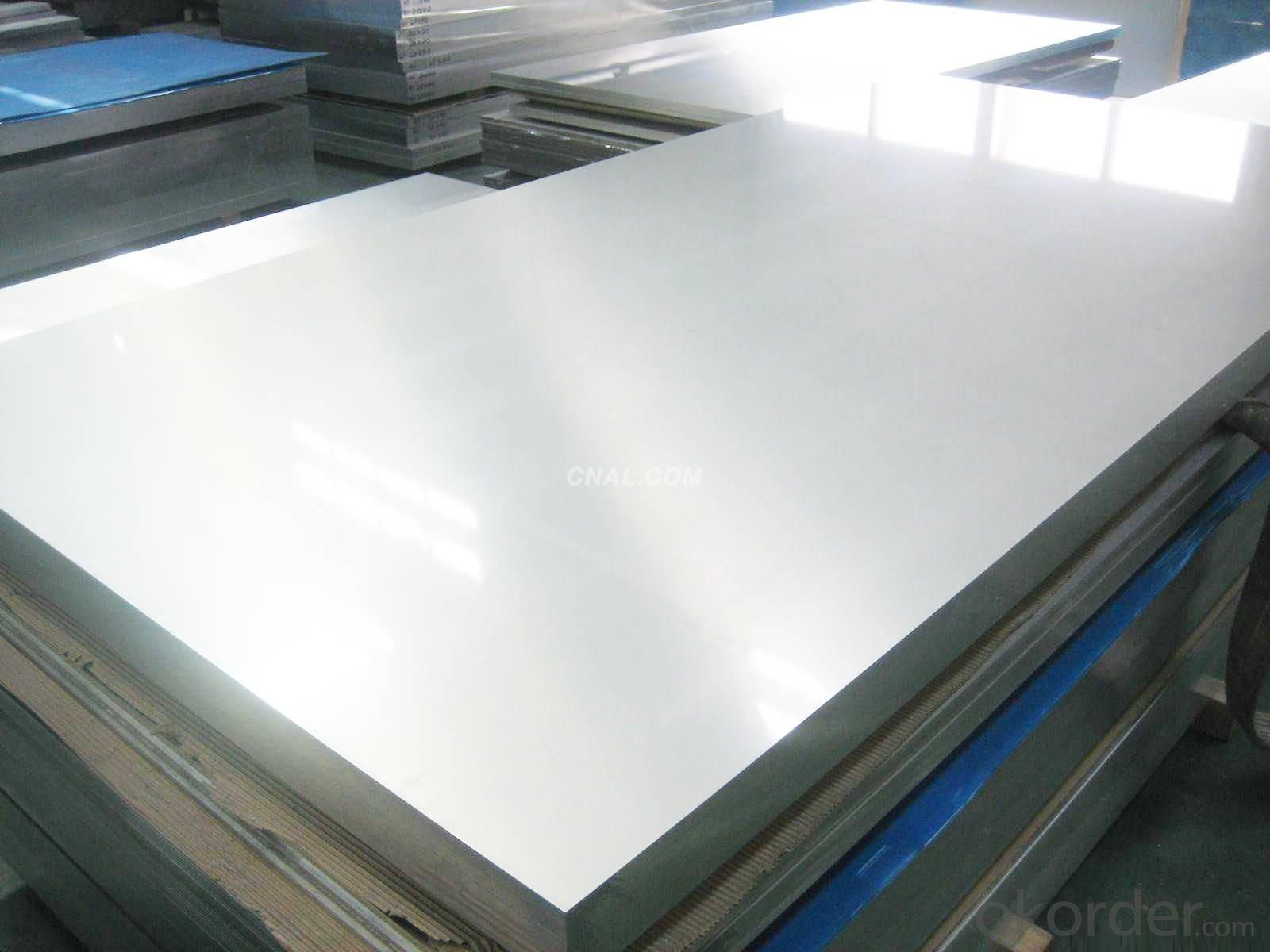 Mill Finined Aluminum Sheets 5xxx AA5083