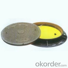 Manhole Cover Cast Iron On Factory Price