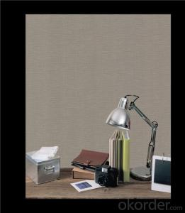 Fabric Backed Wallcovering Household Interior Wallpaper PVC Covering Material Vinyl Wallcovering