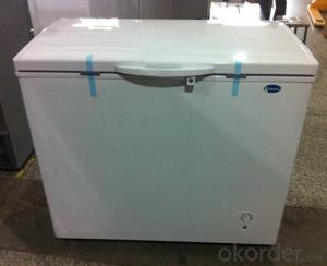 Solar Powered DC Refrigerator With Loading Capactiy 45L