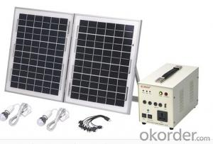 CNBM Solar Home System Roof System Capacity-5W