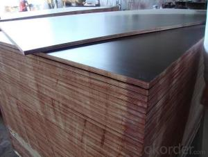 Black Shuttering Plywood for Building Usage