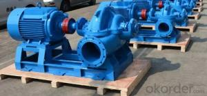 Split Casing Pump for Channel Irrigation