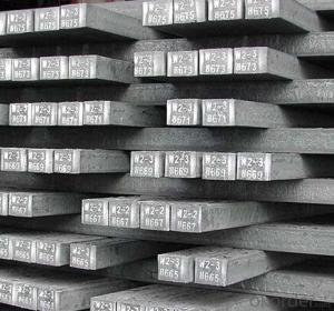 Chrome Price Q235 CNBM Steel Billets with High Quality