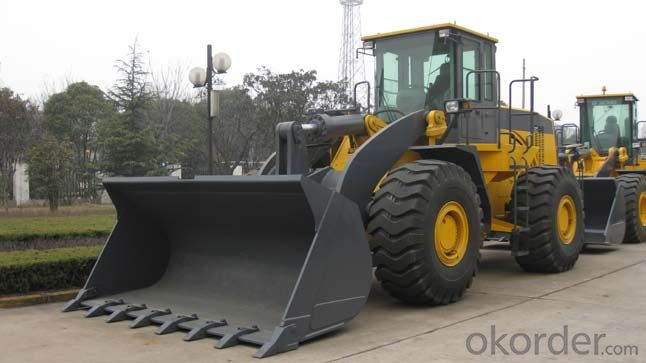 wheel loader 3.5 tons CMAX 935 brand new