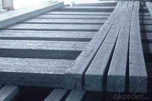 Mild Q195/215 CNBM Steel Billets Made in China