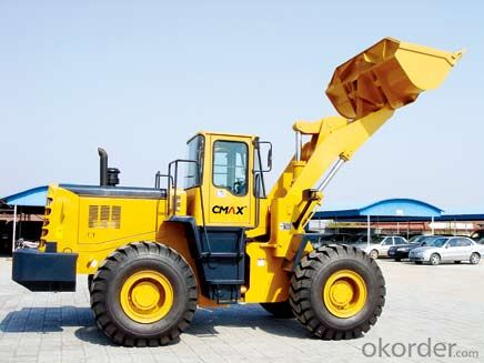 wheel loader 5 tons CMAX 956 brand new for sale