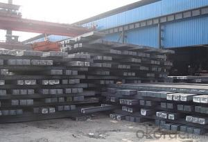 Prime Quality Q195/215 CNBM Steel Billets with Competitive Price