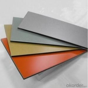 PE Aluminum Composite Panel with Many Colors