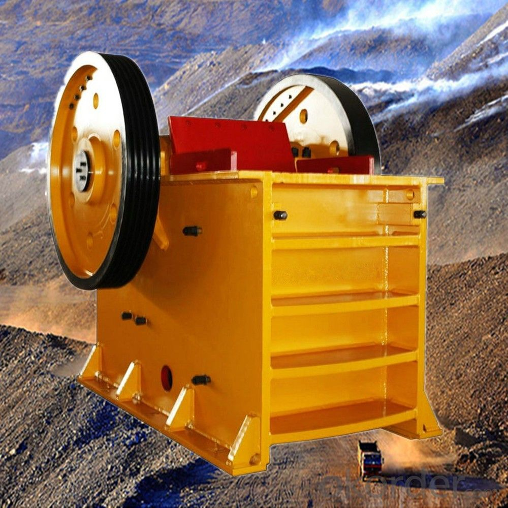Stone Jaw Crusher PEX250*1000 15-50T/H for Sale