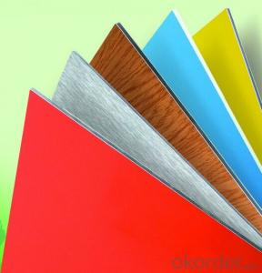 4mm ACP Aluminum Wall Cladding from A Professional Factory