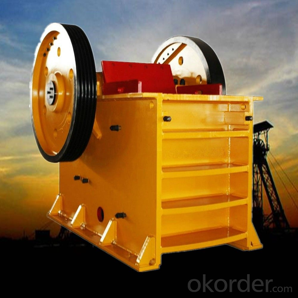 Stone Jaw Crusher Professional Manufacture Durable