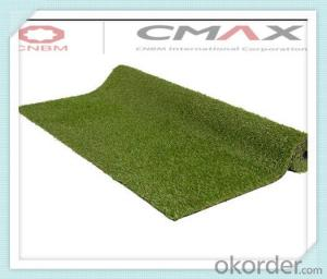 Pratable Grass Thick  Artificial Green Turf Made In China