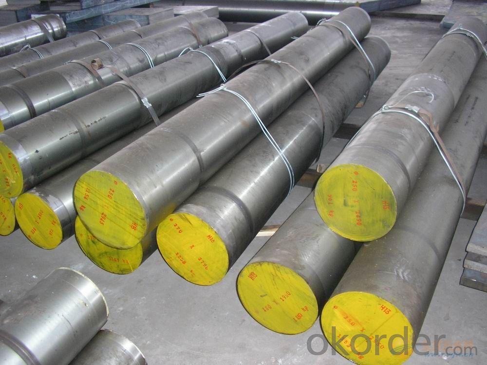 SAE 52100 Bearing Steel Round Bars
