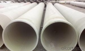 FRP Pipe Fiber Reinforce Plastic Pipe in Sewage Transport