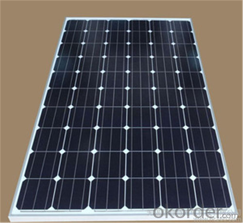 250W Mono Solar Panel for Home High Efficiency