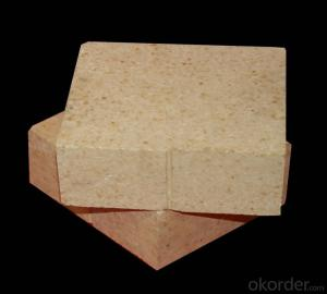 Magnesite Aluninum Brick for Copper Making