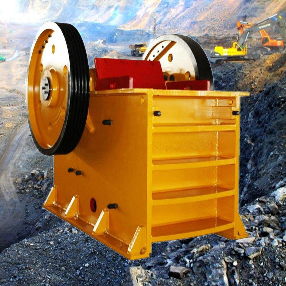 Stone Jaw Crusher Laboratory Mining Machines