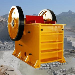 Stone Jaw Crusher High Strength for Mining