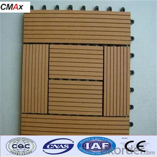 Good Price Wood Plastic Composite Decks from Chinese Factory From China