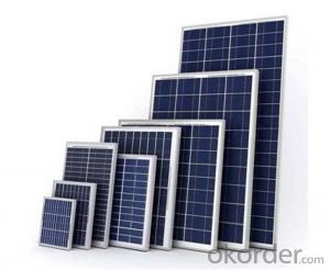 1.5W 9V Epoxy and Glass Mini Solar Panel