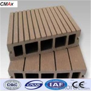 Wpc Decking Board with UV Protection and Waterproof CNBM