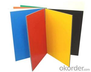 PVDF Aluminium Composite Panel with Best Price