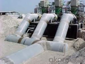 FRP Pipe (Fiber Reinforce Plastic)Pipe High Quality & Easy Installation