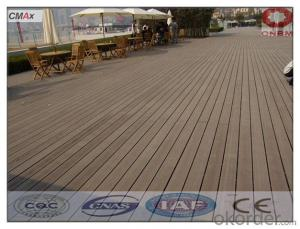 Cheap Composite Decking  Wpc in High Quality from Chinese Factory From China