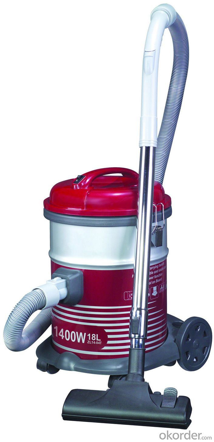 Drum Vacuum Cleaner GS/RoHS Customized Vacuum Cleaner