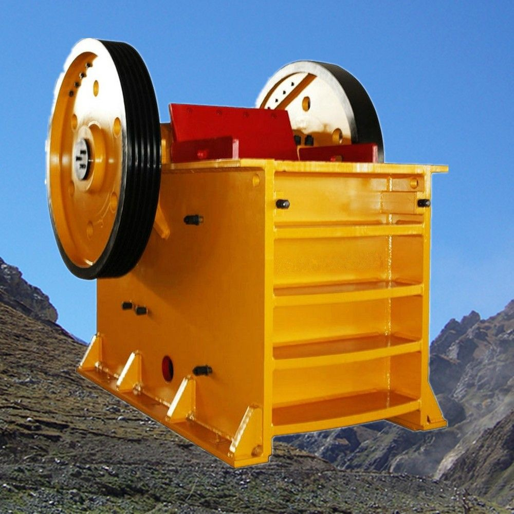 Stone Jaw Crusher PEX250*1200 20-60 t/h China