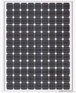 180W High Efficiency and High Qulity Solar Panel