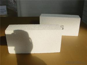 Excellent Thermal Insulation Performance Al-38fire Clay Brick For Aluminium Industry