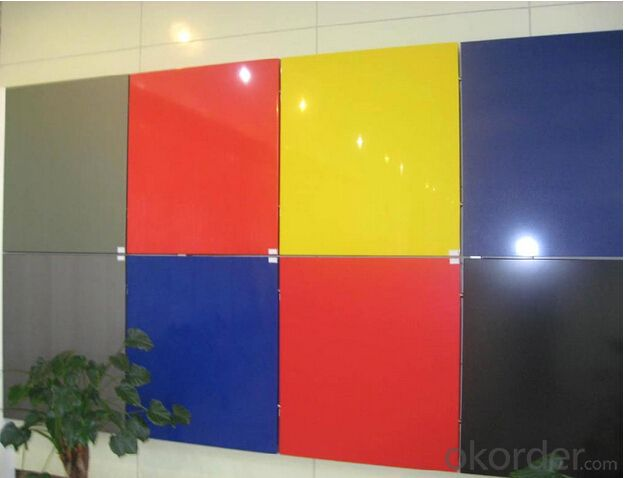 Aluminium Wall Paneling for Building Materials