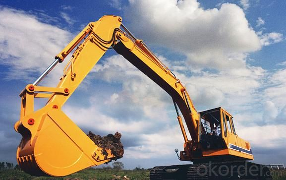 Crawler Excavator Crane  with Model of ZG3210-9